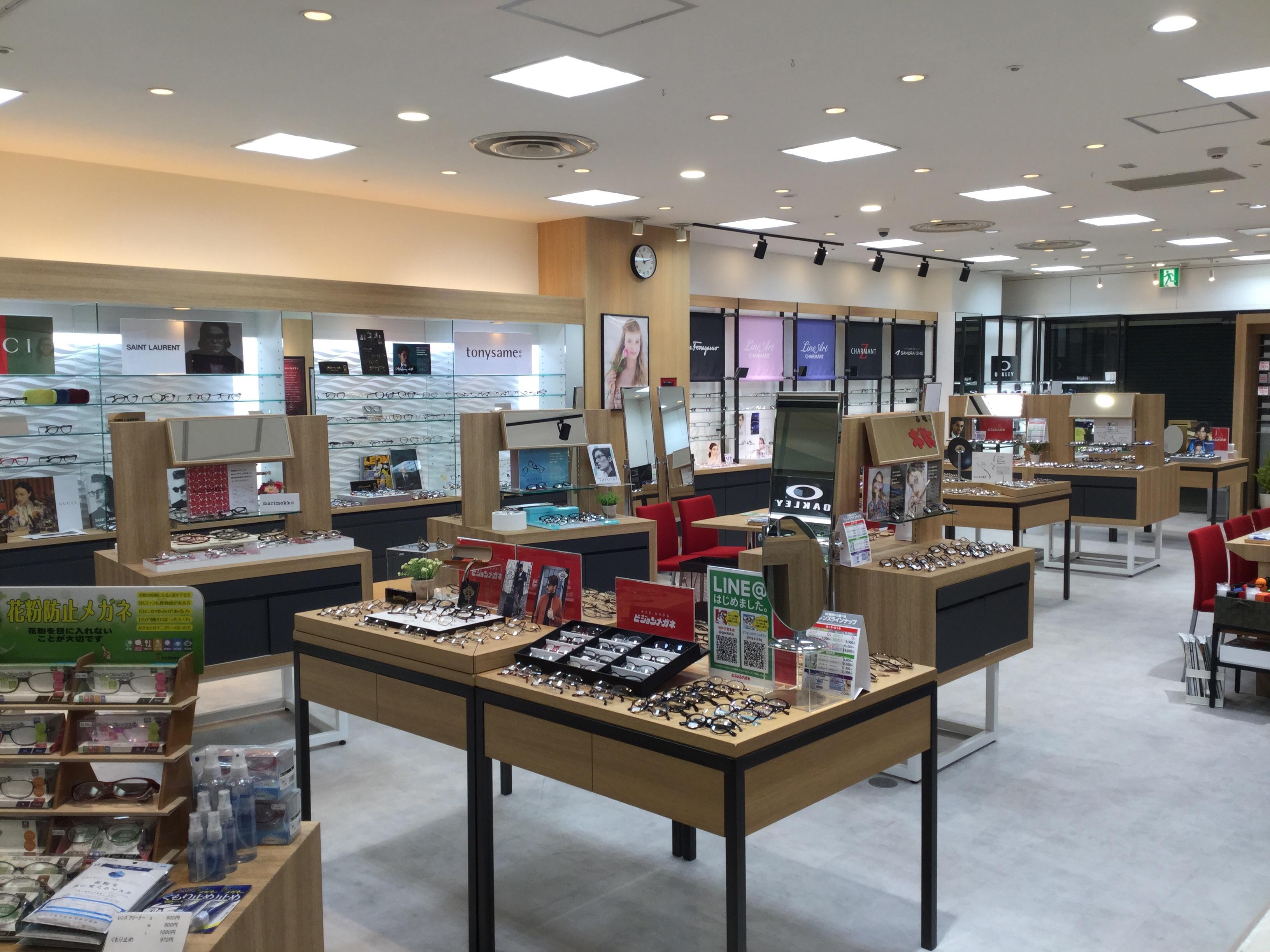 ビジョンメガネ 神戸三宮本店画像2