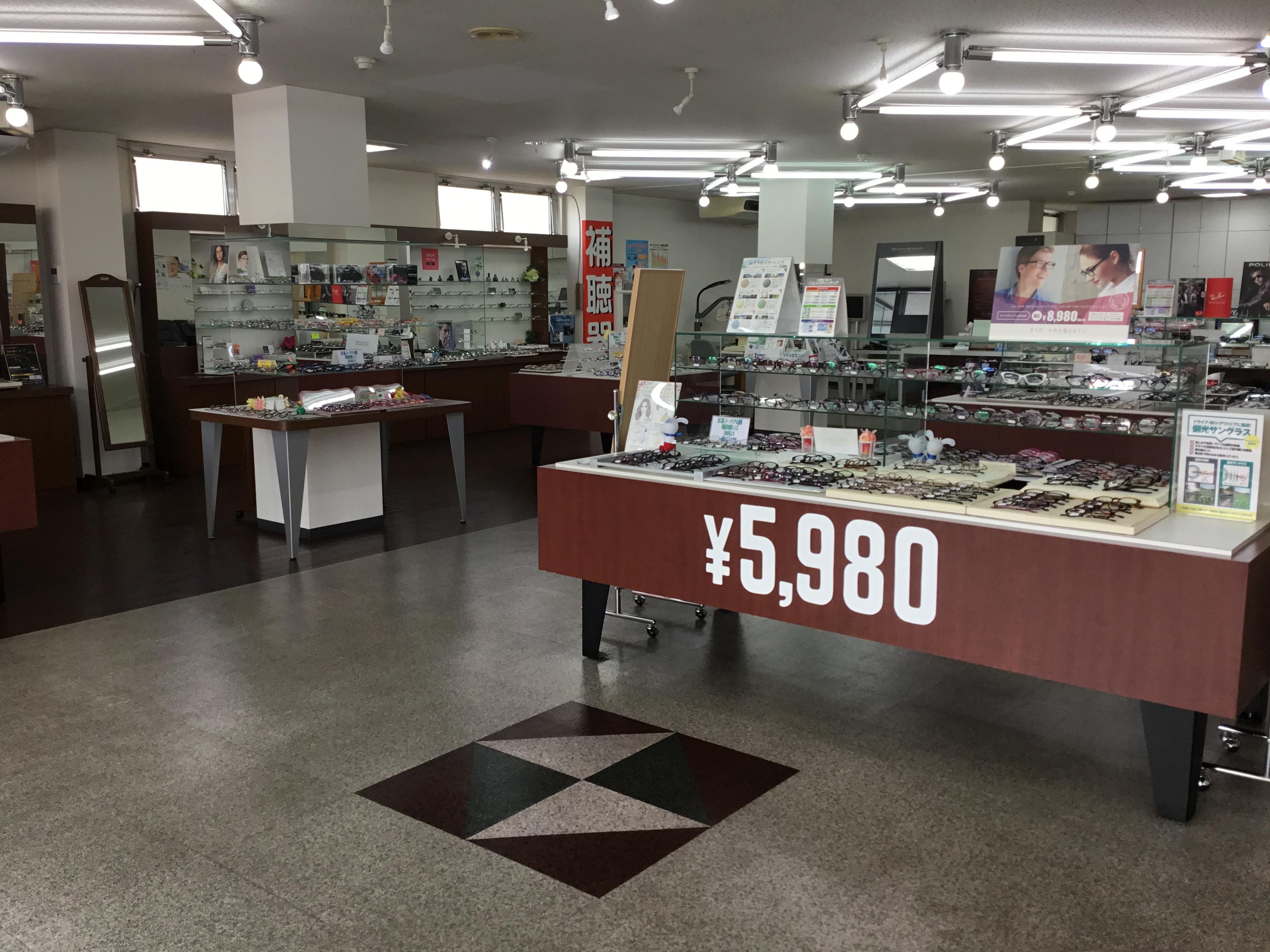 ビジョンメガネ 宝塚店画像2