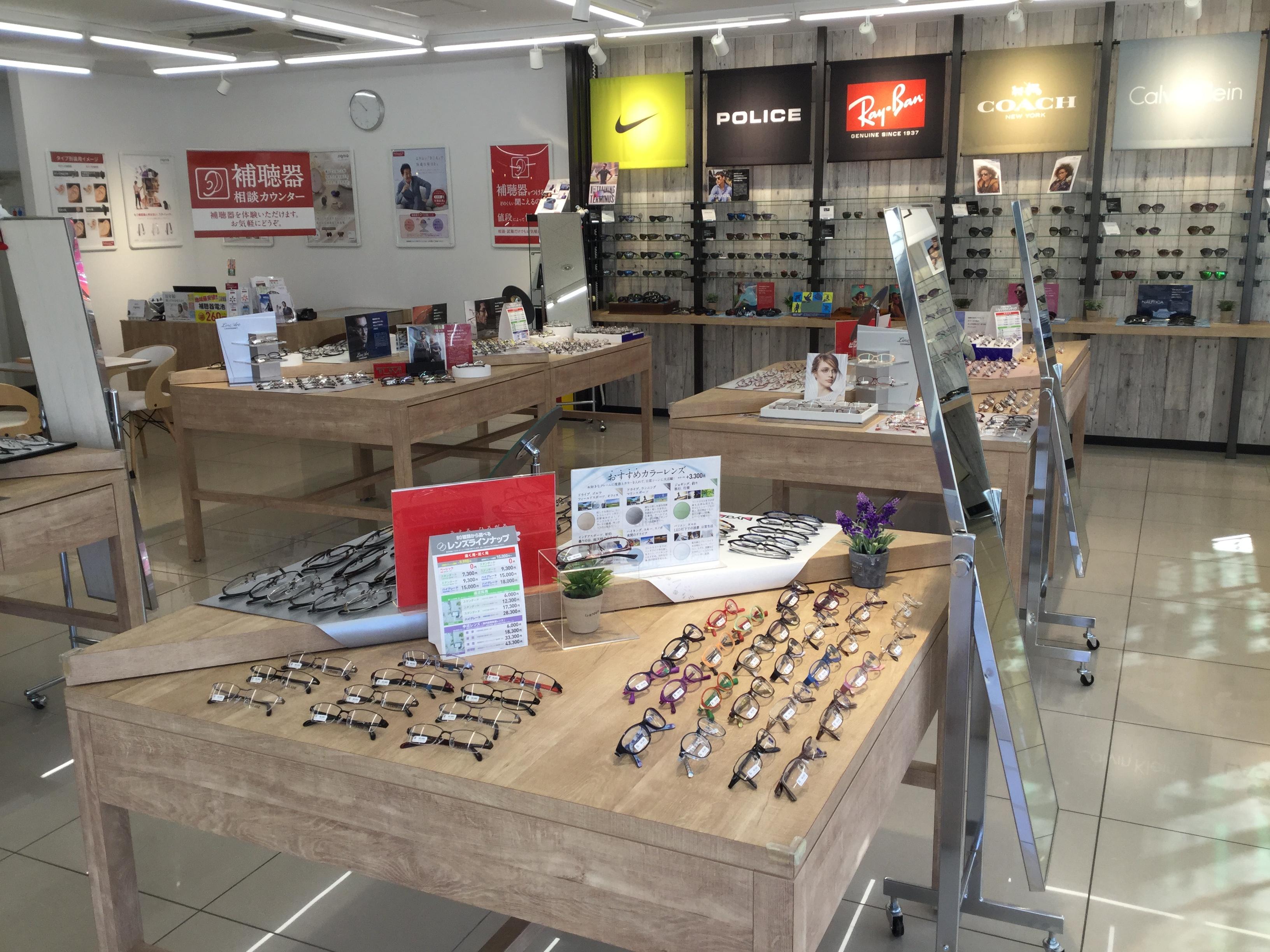 ビジョンメガネ たまプラーザ店画像2