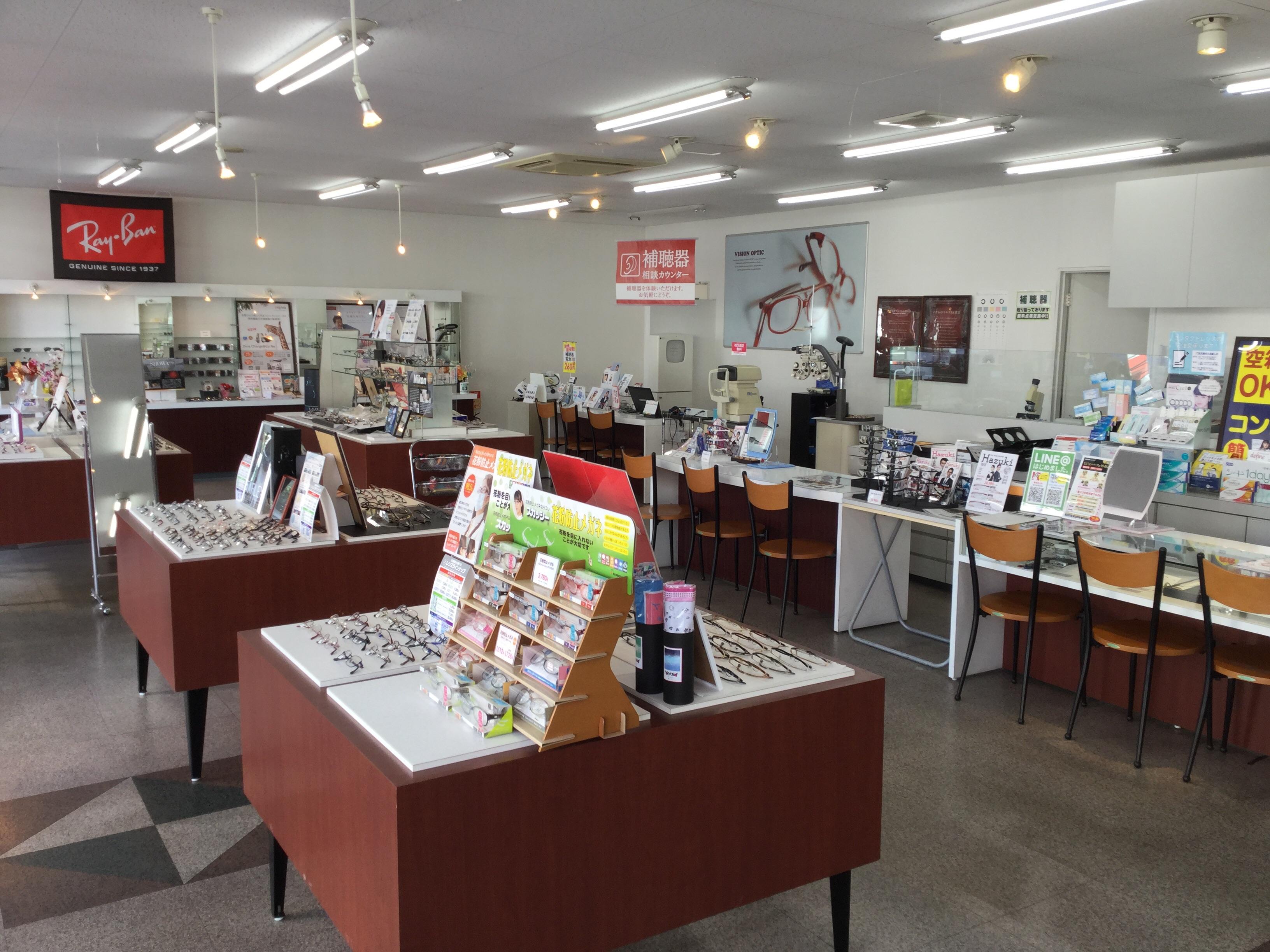 ビジョンメガネ 東加古川店画像2